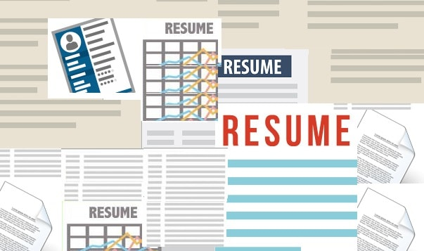 why copy from resume samples